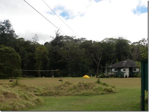YWCAのキャンプ場