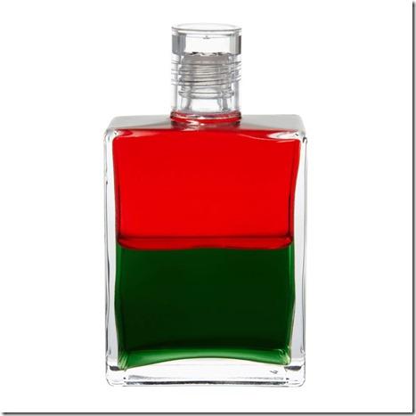 オーラソーマ27番ボトル。ロビン・フッド